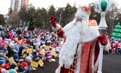Что ответит Дед Мороз? Знаменитому дедушке компанию составят звезды канала НТВ