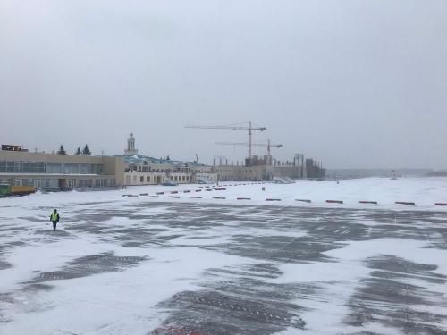 Все условия для мягкой посадки. В реконструкцию вложат 3 миллиарда рублей