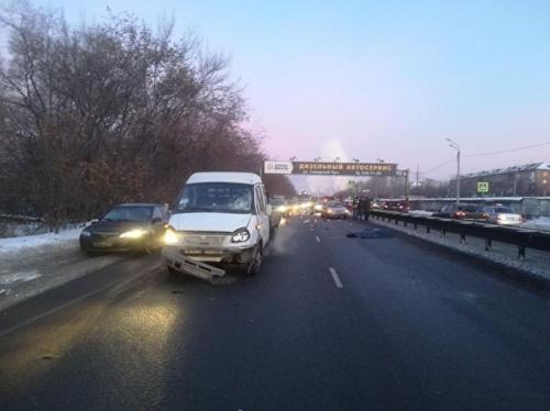 Смертельное утро. В Челябинске водитель сбил пешехода на «зебре»