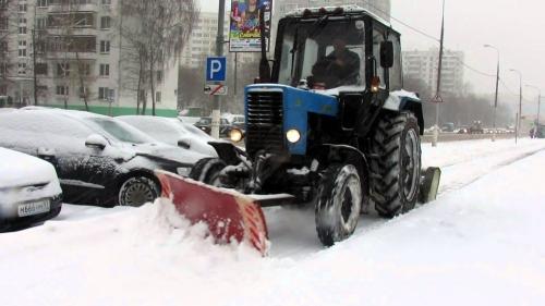 Снежный замес. Челябинск до сих пор остается во власти прошедших снегопадов