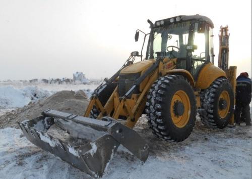 В снежных тисках. Челябинск до сих пор остается во власти снежной стихии