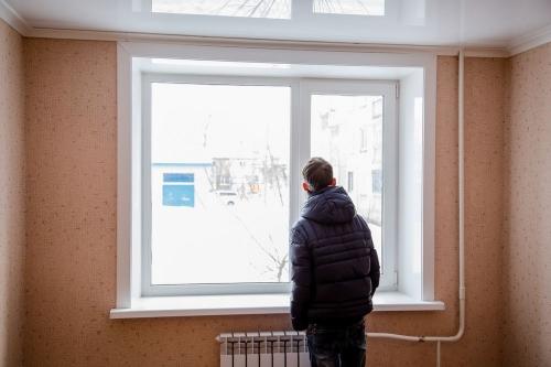 Сиротам дали жильё. По решению суда воспитанники детских домов Челябинска стали новосёлами
