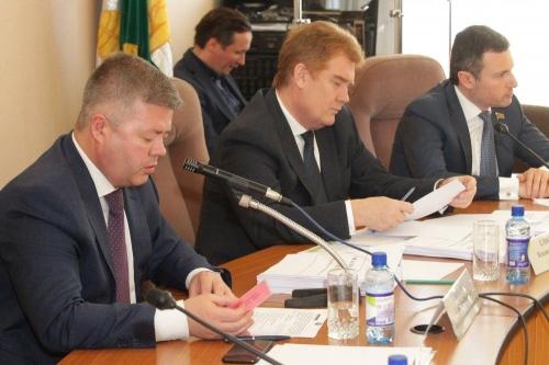 Пора отчётов. Глава Челябинска держал ответ перед депутатами