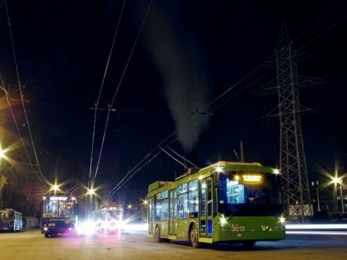Святая ночь. Челябинцы смогут воспользоваться ночью услугами общественного транспорта
