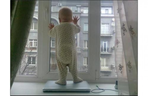 Баба мыла раму. Трагический случай произошёл в Челябинске 11 мая