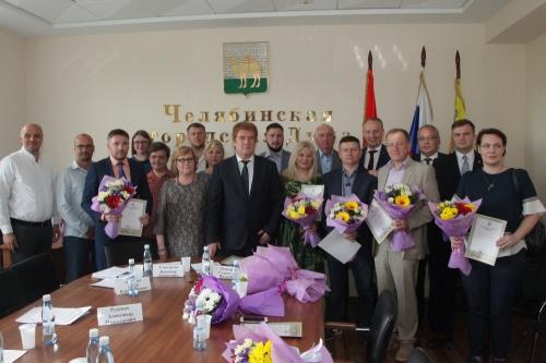Сообщество труда. Челябинские предприниматели получили награды