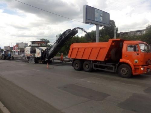Город в ремонте. Улицы Челябинска приводят в порядок