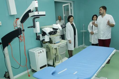 Для здоровья глаз. Офтальмологическому центру Челябинска купят оборудование