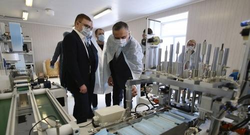 Маски наизготовку! С 12 мая в Челябинской области будет объявлен обязательный режим ношения масок